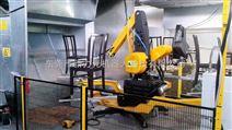 新力光家具喷涂机器人安全可靠 高效精准