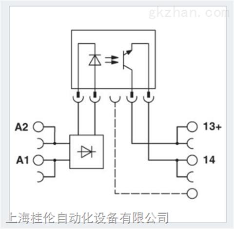 菲尼克斯固态继电器模块 - plc-osc- 24dc/ 24dc/ 2 - 2966634上海桂