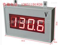 智能大屏直流电压显示仪