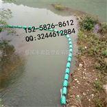 江苏无锡圆柱体串联式拦污塑料浮筒