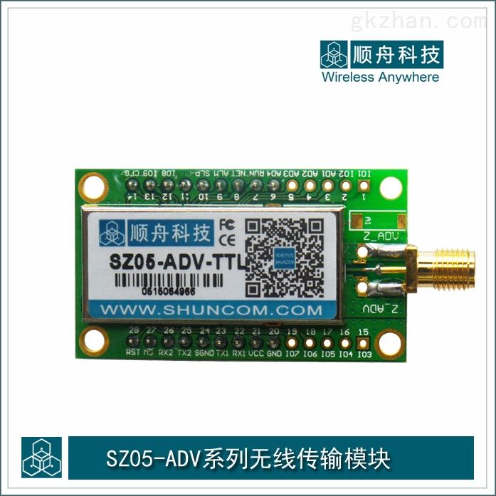工业级嵌入式ZigBee无线数传模块/无线收发模块