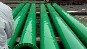 广西壮族自治河池环氧煤树脂防腐钢管标准