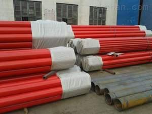 河南信阳涂塑电缆穿线管价格
