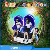 幻影星空雙人蛋椅樂享雙星9DVR互動觀影全景式體驗太空艙VR體驗店