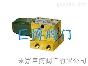 24dhs二位四通排泥阀专用电磁阀图片