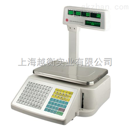 新型超市用计重计数电子桌秤带打印功能