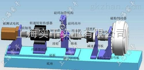 电机减速器扭矩测量仪