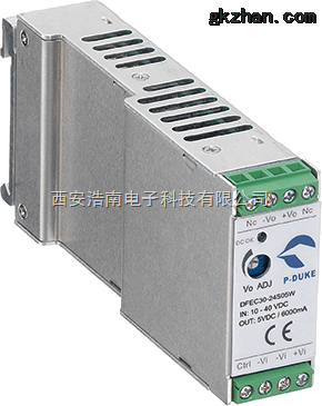 P-DUKE DIN导轨式直流稳压电源DFEC30-24S05W DFEC30-24S24W DFE