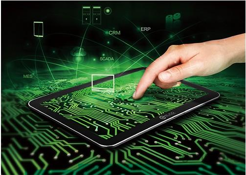 ElcoPad移动智能终端触碰工业4.0 掌控智慧工厂