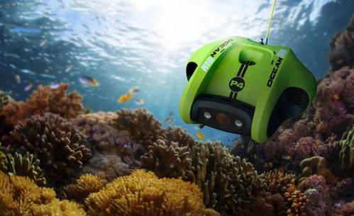 """""""FiFish飞行鱼""""步入消费市场 探索神秘海底世界"""