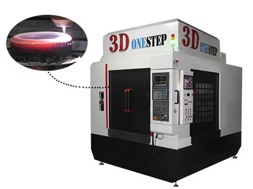 莞企自主研发产品获专利 金属3D打印机问世