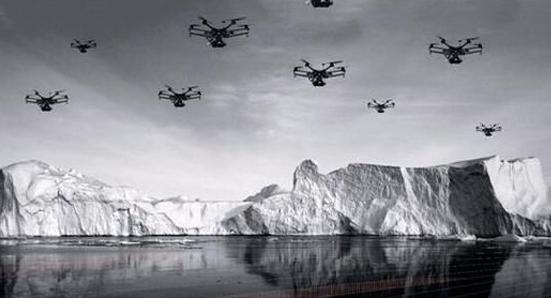无人机应用蔓延多领域 未来或将拯救生命