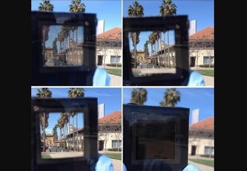 """斯坦福开发创意""""智能窗户"""" 可一分钟内变暗变明"""