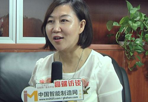 ag8820环亚娱乐专访欢乐飞机器人有限公司副总经理