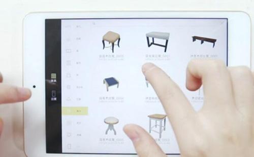 物联传感教您玩转智能家居业界首款3D APP