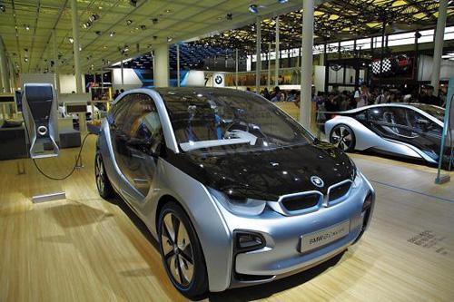 新能源汽车行业蛋糕成型 未来5年将迎爆发式增长