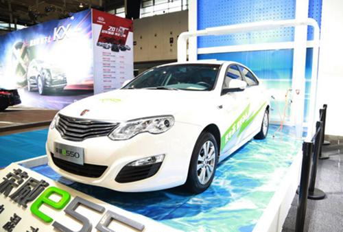 2017广州新能源汽车展 打造未来汽车新概念
