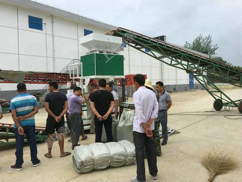 定量大米包装机