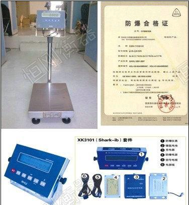 电子台秤防爆型
