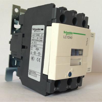 施耐德交流接触器lc1-f185