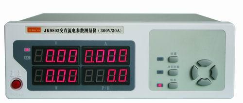 JK9802交直流电参数测量仪图片