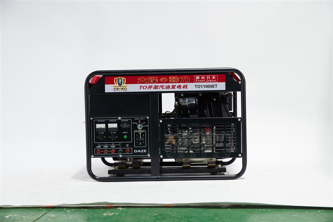 停电自启动的汽油发电机