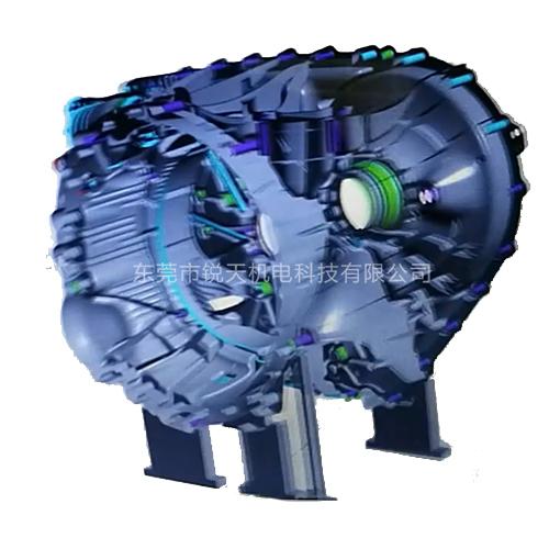 雷茨超级风机在汽车零部件中进行除水干燥