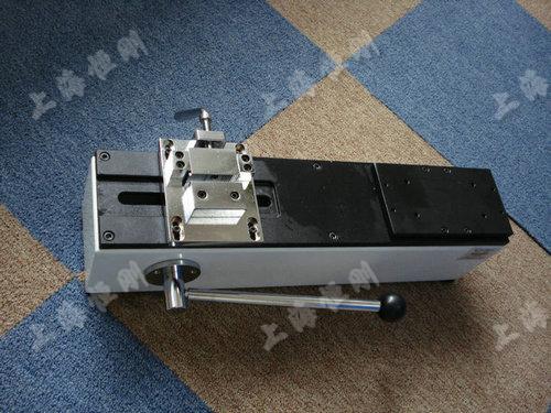 電源線拉力試驗機未安裝時的圖片