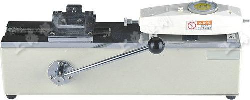 手动端子推拉力测试机图片
